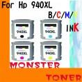 Monster 940XL黑色,彩色(Colour)4個裝