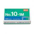 MAX No.10-1M Staples (1M/Box) 美克司十號釘書針 (1,000枚裝)
