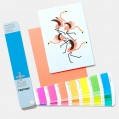Pantone Pastels & Neons Guide Coated & Uncoated GG1504 粉彩色& 霓虹色指南| 光面銅版紙& 膠版紙