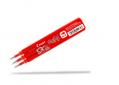 PILOT Frixion Ball Clicker BLS-FR5-S3N 擦擦隱形筆芯 (0.5mm) 3支裝 紅色