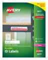 Avery 6577 Durable ID Labels, Permanent Adhesive, 5/8