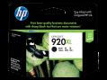 HP 920XL 高容量原廠墨盒CD975AA 黑色(Black)