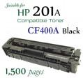 Monster HP 201A Black (1盒特惠裝) CF400A