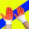 尼龍pvc 全浸膠手套 (超厚款) 12對裝