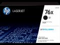 HP 76X 高打印量黑色原廠 LaserJet 碳粉盒(CF276X)
