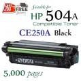 Monster HP 504A Black (CE250A) 黑色代用碳粉 Toner