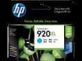 HP 920XL 高容量原廠墨盒CD972AA 藍色(Cyan)