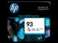 HP 93 三色原廠墨盒 (C9361WA)