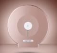 MONSTER 大卷廁紙架 (免鑽孔) MO-51018 玫瑰金色