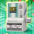 (香港版) 30週年Carddass 迷你自動售貨機