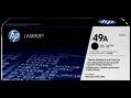 HP 49A 黑色 LaserJet 碳粉盒 (Q5949A)