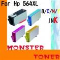 Monster 564XL彩色(Colour)4個裝