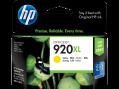HP 920XL 高容量原廠墨盒CD974AA 黃色(Yellow)