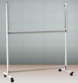 Godex GX-ST120150 有鎖轆白色腳架(玻璃白板專用)120x150cm(4'x5')