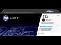 HP 17A 黑色原廠 LaserJet 碳粉盒 (CF217A)