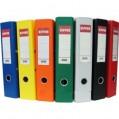 NIPPON A4/F4 3吋 包膠硬皮快勞(25個/箱) 優惠價平均$17.5