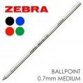 ZEBRA BR-8A-4C (0.7mm) 原子筆芯 10支庄