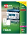 Avery Durable ID Labels, Permanent Adhesive, 2