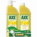 AXE 斧頭牌 護膚洗潔精 - 檸檬味(泵裝+補充裝) 1.3KG