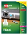 Avery 6576 Durable ID Labels, Permanent Adhesive, 1-1/4