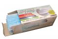 獨立包裝 - 成人口罩 (50pc) *高性能防塵*