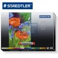 德國STAEDTLER施德樓2420 C36 36色karat頂級油性蠟筆油畫棒彩棒