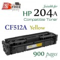 Monster HP 204A (CF512A) Yellow 黃色代用碳粉 Toner