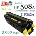 Monster HP 508A Yellow (CF362A) 黃色代用碳粉 Toner 一支