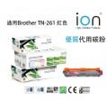ion - ION Brother TN-261 紅色優質代用碳粉盒