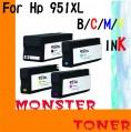 Monster 951XL 彩色(Colour)4個裝