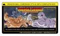 龍珠CARDDASS第 37-38 彈 DRAGON BALL CARD COMPLETE BOX