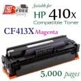 Monster HP 410X Magenta (CF413X) 紅色代用碳粉 Toner