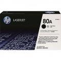 HP 80A 黑色 LaserJet 碳粉盒 (CF280A)