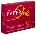 PAPER ONE paper A4 100磅 影印紙