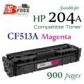 Monster HP 204A (CF513A) Magenta 紅色代用碳粉 Toner