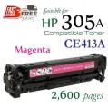 Monster HP 305A Magenta (CE413A) 紅色代用碳粉 Toner