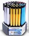 COMIX BP102R 按掣型原子筆0.7毫米 藍 (60支優惠庄)